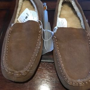 Other - Men's moccasin slippers